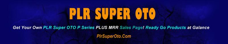 PLR Super OTO Affiliates