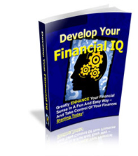 Develope your financial IQ