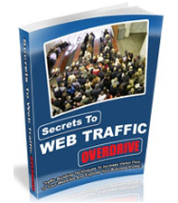 Secrets to web traffic overderive